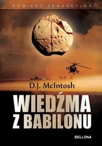 Okładka książki Wiedźma z Babilonu