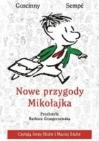 Nowe przygody Mikołajka. Książka do słuchania