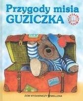 Okładka książki Przygody Misia Guziczka