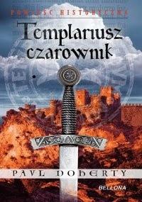 Okładka książki Templariusz czarownik