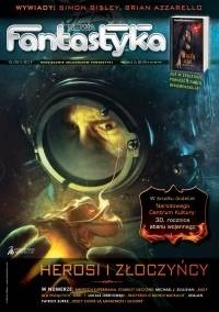 Okładka książki Nowa Fantastyka 351 (12/2011)