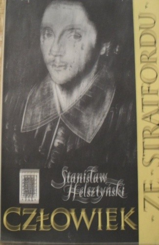 Okładka książki Człowiek ze Stratfordu
