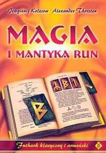 Okładka książki Magia i mantyka run