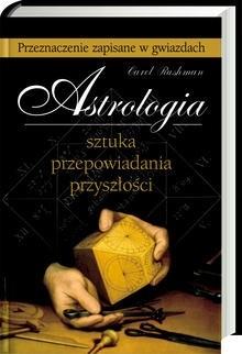 Okładka książki Astrologia. Sztuka przepowiadania przyszłości