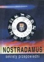 Okładka książki Nostradamus: sekrety przepowiedni