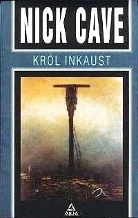 Okładka książki Król Inkaust