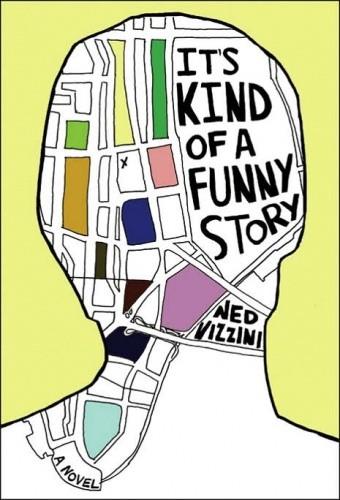 Okładka książki It's Kind of a Funny Story
