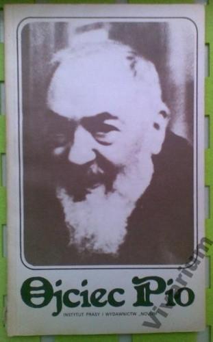 Okładka książki Ojciec Pio. Osobowość i posługa w relacjach współczesnych