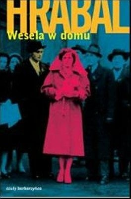 Okładka książki Wesela w domu