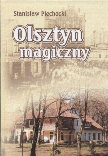 Okładka książki Olsztyn magiczny