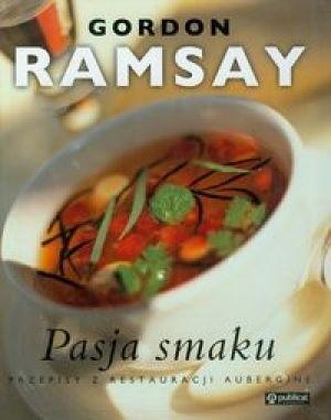 Okładka książki Pasja smaku