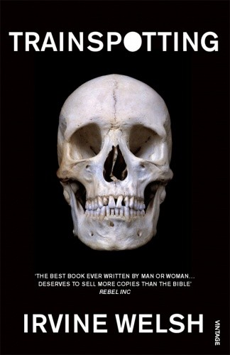 Okładka książki Trainspotting