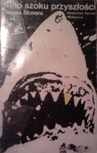 Okładka książki Kino Szoku przyszłości