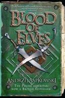 Okładka książki Blood of Elves