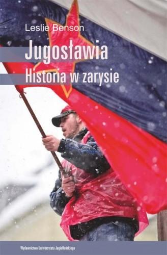 Okładka książki Jugosławia. Historia w zarysie