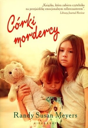 Okładka książki Córki mordercy
