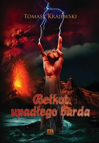 Okładka książki Bełkot upadłego barda