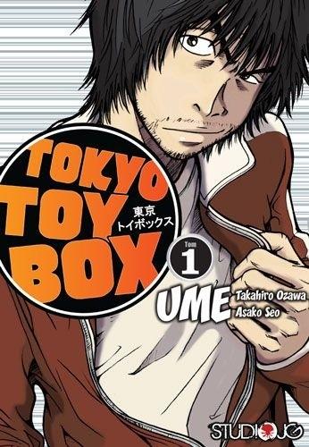 Okładka książki Tokyo Toy Box #1