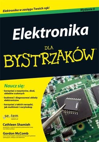 Okładka książki Elektronika dla bystrzaków