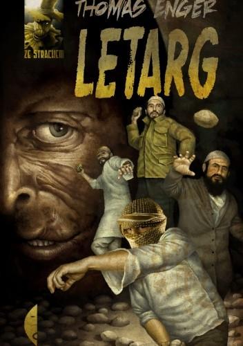 Okładka książki Letarg