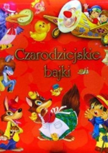 Okładka książki Czarodziejskie bajki