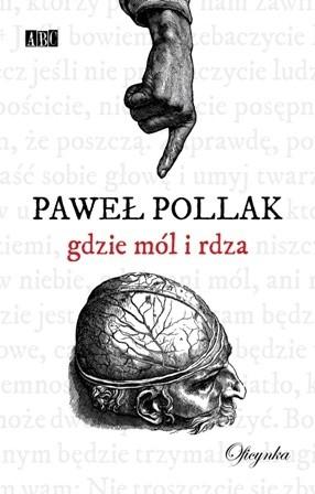 Okładka książki Gdzie mól i rdza
