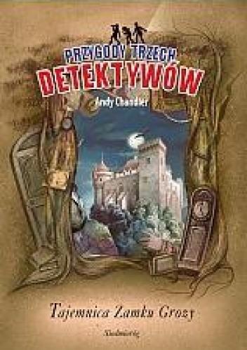 Okładka książki Tajemnica zamku grozy