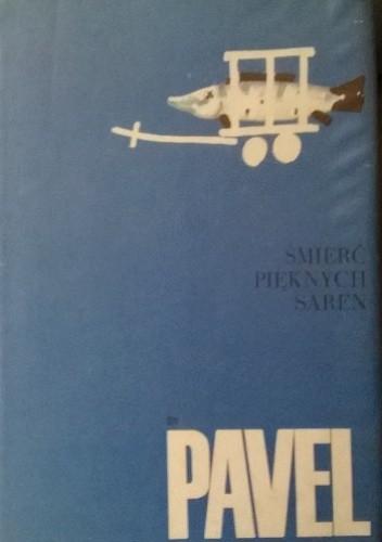 Okładka książki Śmierć pięknych saren