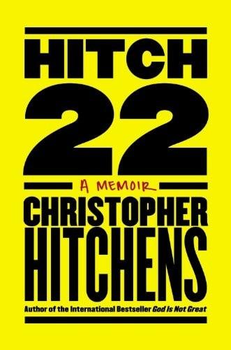 Okładka książki Hitch-22