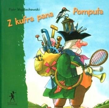 Okładka książki Z kufra pana Pompuła