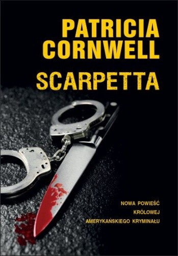 Okładka książki Scarpetta