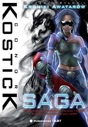 Okładka książki Saga