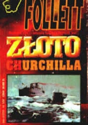 Okładka książki Złoto Churchilla
