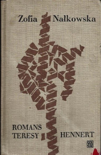 Okładka książki Romans Teresy Hennert