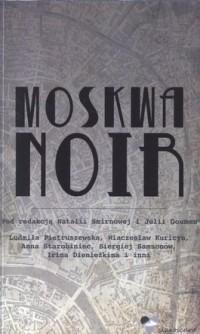 Okładka książki Moskwa Noir
