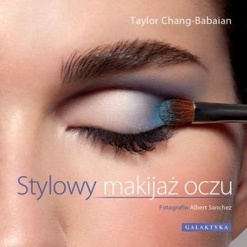 Okładka książki Stylowy makijaż oczu