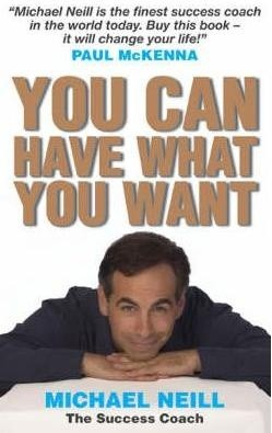 Okładka książki You Can Have What You Want