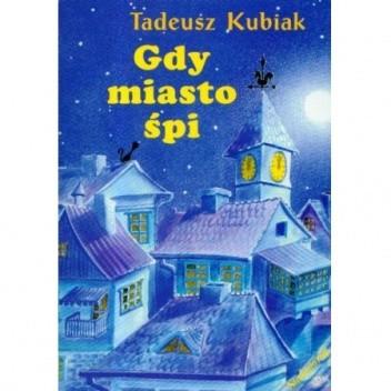 Okładka książki Gdy miasto śpi
