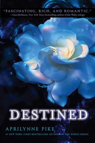 Okładka książki Destined