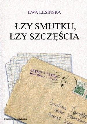 Okładka książki Łzy smutku, łzy szczęścia