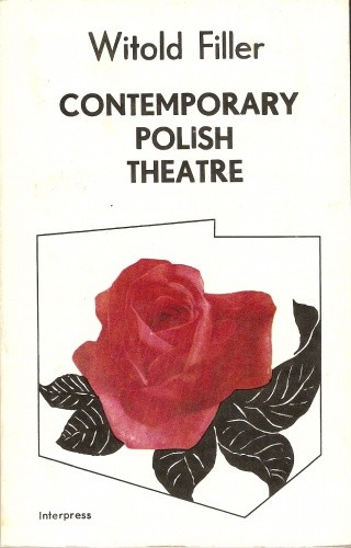 Okładka książki Contemporary Polish Theatre