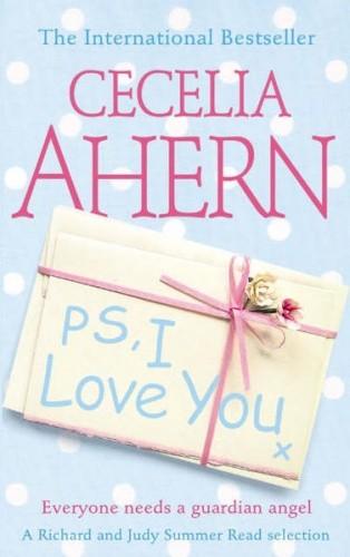 Okładka książki PS, I Love You