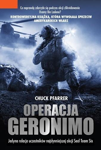 Okładka książki Operacja Geronimo