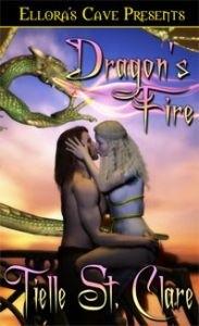 Okładka książki Dragon's Fire