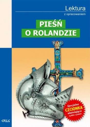 Okładka książki Pieśń o Rolandzie