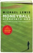 Okładka książki Moneyball nieczysta gra