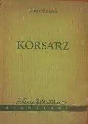 Okładka książki Korsarz