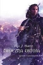 Okładka książki Mroczna Ostoja