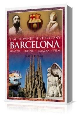 Okładka książki Barcelona. Miasto, ludzie, książka, film