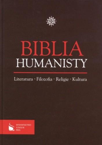 Okładka książki Biblia humanisty